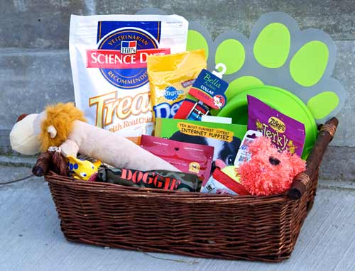 July Gift Basket